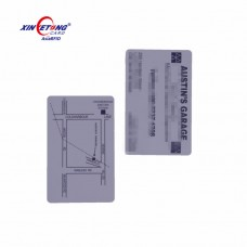 MFIC1S50 1K PVC Card Metro Access Control Card