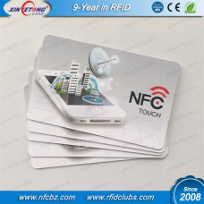 13,56 MHZ Ultralight NFC Business Card 64 Byte Drucken Karte