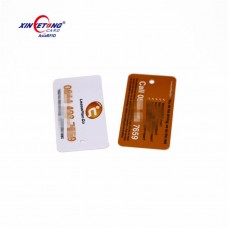60x30MM UHF Alien H3 RFID PVC Tag with a Hole