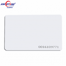 13.56Mhz Ultralight Compatible Vingcard for Hotel Clock
