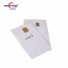 ISO14443A  Ultralight 64byte NFC PVC blank card 86x54MM