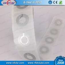35x35MM NTAG215 Transparent NFC-tag