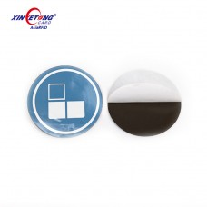 Dia30MM NTAG213 Printed Anti-metal NFC Sticker Tag