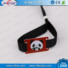 NTAG213 NFC Fabric wristband for Event